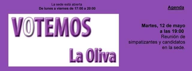 Introducción y Programa de Votemos LaOliva